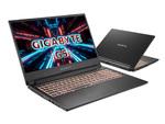 GIGABYTEのエントリー向け15.6型ゲーミングノートPCがアプライドネットにて13万円を切る価格で販売