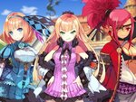 9月2日発売のSwitch/PS4『デモンゲイズ エクストラ』にて5週連続コラボキャラクターの配信が決定!