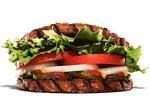 見た目は肉肉しいけどヘルシー! 植物性パティで野菜をサンドした新感覚バーガー