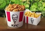 【本日発売】KFC「お盆バーレル」「お盆パック」