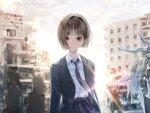 『BLUE REFLECTION TIE/帝』Steam版の発売日が11月9日に!