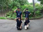 新宿中央公園 季節の足音