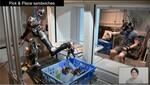 その場にいなくても自由に活動できる遠隔操作ロボット「Telexistence」