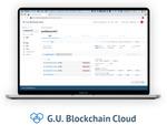 「誰でも簡単・低コスト」に初期導入が可能「G.U.Blockchain Cloud」