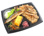 """イオンに「秋刀魚と舞茸ごはん弁当」など、こだわりの店内炊き""""舞茸ごはん""""が登場"""