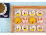 表情は各4種! セブンに「ドナルド&デイジー」「プー&ピグレット」の和菓子が登場