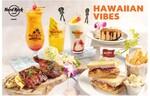都会で南国リゾート気分! アメリカンレストラン「ハードロックカフェ」横浜店で「ハワイフェア HAWAIIAN VIBES」開催