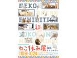 ねこ好き集まれ! 猫の合同写真展&物販展「ねこ休み展 2021 in 横浜みなとみらい」10月9日より開催