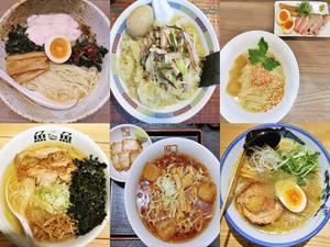 まだ間に合う! 残暑に食べたい冷やしラーメン特集【ZATSUのオスス麺 in 武蔵野・多摩】第69回