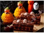 かぼちゃのモンブランでハロウィンを盛り上げよう! ホテルニューグランド「ハロウィンスイーツ」10月1日より販売