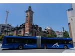 横浜を走るバスの魅力を映像作品で募集! 「ベイサイドブルー・あかいくつ映像コンテスト」10月20日まで