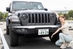SUVとは違うのだよ! Jeep「ラングラー アンリミテッド ルビコン」は街乗りもいける本格クロカン