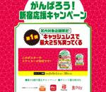 新宿の対象店舗で25%還元! au PAY・d払い・PayPay・楽天ペイが対象の応援キャンペーン