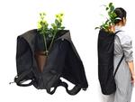 バケツごと生け花や木などを持ち運ぶことができる多機能バッグ「SLフラワーバッグ」が5500円