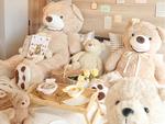 たくさんのテディベアがお出迎え! MIMARU東京 新宿WEST「Teddy Room(テディルーム)」9月6日よりステイ可能