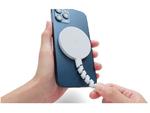 MagSafe充電器本体と接続部分を保護して断線を防ぐシリコン素材の保護カバー