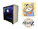 ZOA、人気YouTuber「めぐみちゃんだよ!」監修ハイエンドデスクトップパソコン「AEGISZI7K11BR307-M」を発売