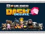 パズルアクションゲーム『バルダーダッシュデラックス』の遊び方を動画でチェック!