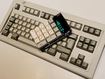 メカニカルキースイッチの使える10キー電卓「TENTAKU」を衝動買い