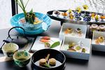 三段重と和菓子で日本庭園を表現! ザ・カハラ・ホテル&リゾート横浜「和アフタヌーンティー」10月28日まで