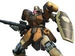 PC『機動戦士ガンダムオンライン』DXガシャコンVOL.95βに新機体「リーオー」「マグアナック」が登場!