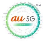 au、都心部の鉄道路線5G化を加速 山手線と大阪環状線のホームと駅間を5G対応