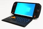 「ONEXPLAYER 1S(Super Edition)」実機レビュー  = 激小ボディにCore i7-1195G7で超速モバイルPCなのだ!