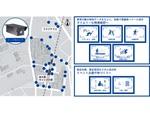 三井不動産、柏の葉キャンパス駅周辺にエッジAIカメラを29台導入