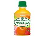 果汁30%、4種果実の「フルーツミックス」ダイドーが秋冬向けに発売
