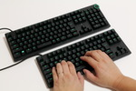 オプティカルスイッチの最新ゲーミングキーボード「Huntsman V2」&「Huntsman V2 TKL」実機レビュー