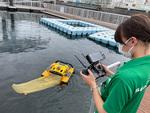 ゴミ回収ドローンを操縦できる! 横浜・八景島シーパラダイスで海洋ごみについて学べる「海洋ごみから海を守ろう!最先端のごみ回収ドローン体験」を9月25日に開催