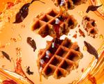 華やかな紅茶の香りが広がる! ザ・メープルマニア、新宿ミロード店限定「メープルワッフル アールグレイ」