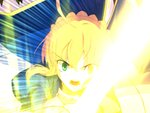 『Fate』の「セイバー」が初参戦!2D対戦格闘ゲーム『MELTY BLOOD: TYPE LUMINA』がついに発売