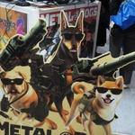 愛らしい戦闘犬が撃って撃って撃ちまくる『METAL DOGS』をTGS2021で体験