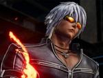 新作対戦格闘ゲーム『KOF XV』に参戦する「K'」のキャラクタートレーラーが公開!