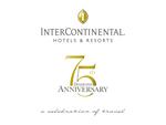 記念カクテルやディナーを用意! 「インターコンチネンタル ホテルズ&リゾーツ」誕生75周年記念プラン10月1日より提供開始