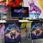 シリーズ伝統の3on3チームバトルを継承した『KOF XV』が、TGS2021にプレイアブル初出展