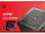 XPG、80PLUS BRONZE電源ユニット「XPG PYLON」に防振シートを同梱した「XPG PYLON サイレントエディション」を発売中