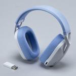 約165gと驚きの軽さで2.4GHz&Bluetoot対応、9350円の無線ゲーミングヘッドセット「G435 LIGHTSPEED WIRELESS HEADSET」