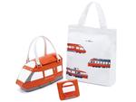 ロマンスカーでオシャレをしよう! ハンドバッグのキタムラと小田急ロマンスカーのコラボレーションアイテムが10月27日発売