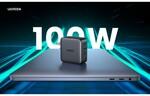 UGREEN、最大100Wの高出力を実現した4ポート搭載の充電器「CD226」を発売