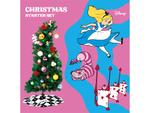 物語を楽しむクリスマスツリーはいかが? Francfranc、「ふしぎの国のアリス」クリスマスツリーをオンライン販売中