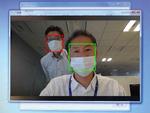 マスク着用でも顔認証機能でパソコンをのぞき見から防止「顔認証のぞき見ブロッカー」最新版が登場