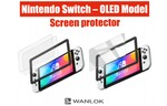 Nintendo Switch(有機ELモデル)に対応した液晶保護フィルム「TEMPERED GLASS SCREEN PROTECTOR」2種を発売
