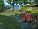 新作MMORPG『ELYON』LV30付近のエリア「蛮族の海辺」や「夕焼けの丘」などを紹介