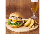 話題の「アサヒ生ビール(マルエフ)」をフレッシュネスが採用 ハンバーガーとのお得なセットも