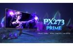Hamee、フルHDでFast IPSパネルを採用したゲーミングディスプレー「PX273 Prime」を販売開始