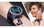 Catwalk Collection、ウェアラブルガジェット「Wearbuds Watch」の新型をクラウドファンディング「Makuake」で販売