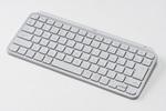 超人気ワイヤレスキーボードのテンキーレス版、MX KEYS MINIをレビュー