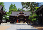 【新宿/花手水】10月17日(日)~24日(日)、十二社熊野神社で花手水を実施、ヨーヨー釣りも!